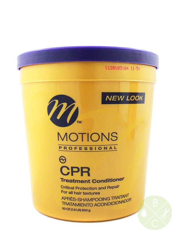 Motions CPR CRITICAL PROTECTION & REPAIR Treatment Conditioner 30 oz