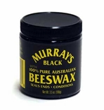 Murray's Black 100% Australian Beeswax