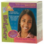 Sofn'free N' Pretty No-Lye Sensitive Conditioning Relaxer Touch-Up Kit