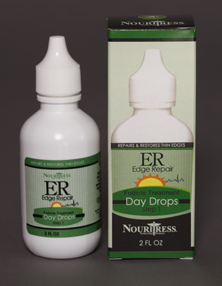 Nouritress Edge Repair Follicle Treatment Day Drops