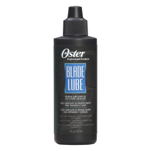 Oster Blade Lube Premium Lubricating Oil for Clippers And Blades 4 oz