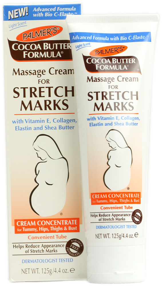 Palmers Cocoa Butter Massage Stretch Mark Cream 4.4 oz.