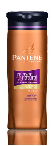 Pantene Relaxed & Natural Dry to Moisturized Shampoo,12.6 oz