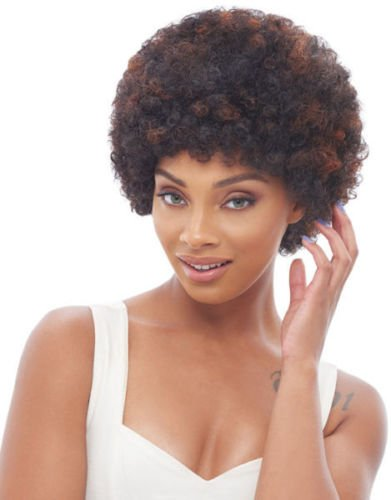 JANET H/H AFRO WIG ( REMY )