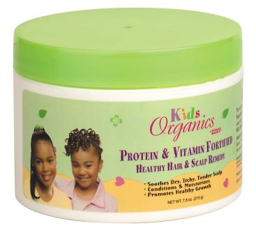 PROTEIN & VITAMIN FORTIFIED HAIR SCALP REMEDY 7.5 OZ