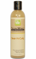 TALIAH WAAJID -CLEAN-N-CURLY HYDRATING SHAMPOO 8 OZ