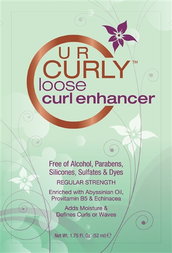 U R Curly Loose Curl Enhancer 1.75 oz
