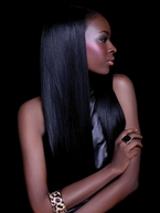 Virgin Remi Black Remi Chocolate weave