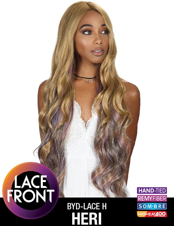 Zury Synthetic Lace Front Wig BYD-LACE H Heri