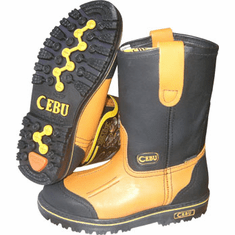 CEBU BORDO Work Boots Steel Toe