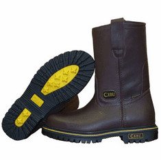 CEBU TRACTOR Work Boots Steel Toe