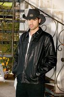 -Cowboy Austin Leather Jacket