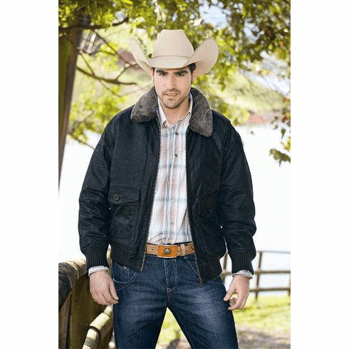 Cowboy Snowmass Leather Jacket