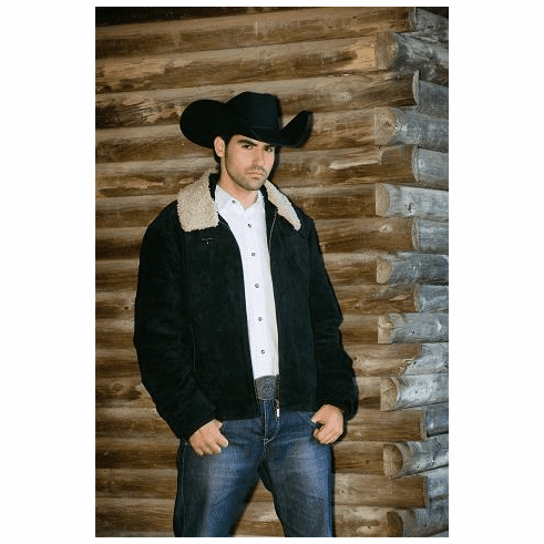-Cowboy Summit Leather Jacket