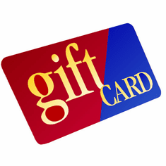Gift Cards, Online Gift Certificates $1,000