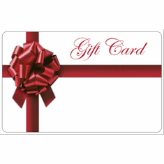 Gift Cards, Online Gift Certificates