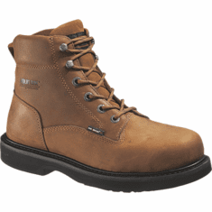 "Ingham Wolverine DuraShocks® Outside Heel ST EH 6"" Boot"