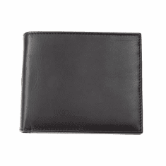 Plain Black Wallet