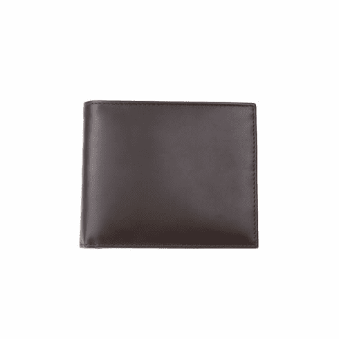 Plain Brown Leather Wallets