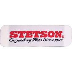 Stetson Hats Self-Adhesive Hat Patch