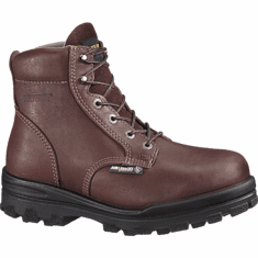 "Wolverine DuraShocks® Electrical Hazard Steel-Toe Waterproof 6"" Boot"