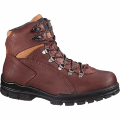 "Wolverine DuraShocks® Electrical Hazard Steel-Toe Waterproof 6"" Hiker"