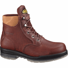 "Wolverine DuraShocks® Plain Toe 6"" Boot"