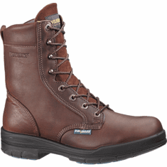 "Wolverine DuraShocks® SR Direct-Attach 8"" Work Boot - Unlined"