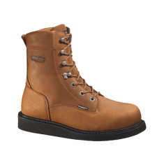 "Wolverine DuraShocks® Wedge-Heel 8"" Work Boot"