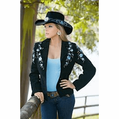 -Womens Western Wear Jacket