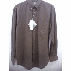 Wrangler  brown shirt