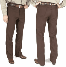 Wrangler jeans - Wrancher solid regular fit stretch