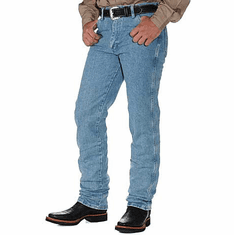 Wrangler® Men's Cowboy Cut™ Antique Wash Slim Fit Jeans
