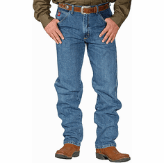 Wrangler® Mens PBR™ Authentic  Relaxed Fit Jeans #26PBR