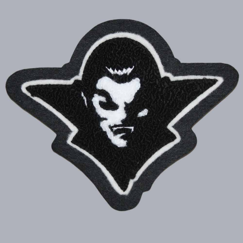 Chenille And Embroidery Prince Of Darkness Patch