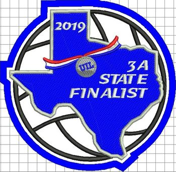 State Patch for Van Alstyne