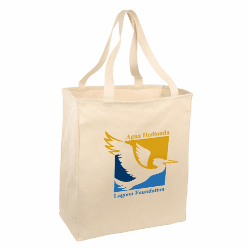 AHLF Agua Hedionda Lagoon  Foundation tote bag