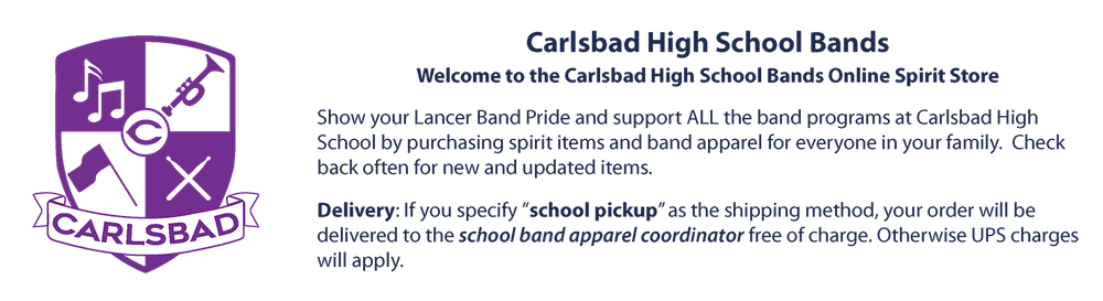 Carlsbad High School - Lancer Band