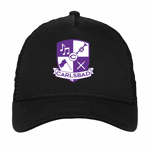Carlsbad High School Lancer Band  Snapback Cap