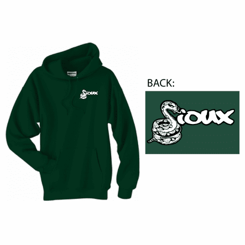 Sioux Pull-Over Sweatshirt - Youth  (Style 81)