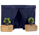 "Stall Drapes  <BR> <font face=""Script"" color=red>  Made in Ocala, FL  </font face= ""Script"" color=red>"