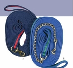 Centaur Padded 25 ' Lunge Line with chain