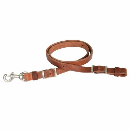 Circle Y Harness Leather Tie down