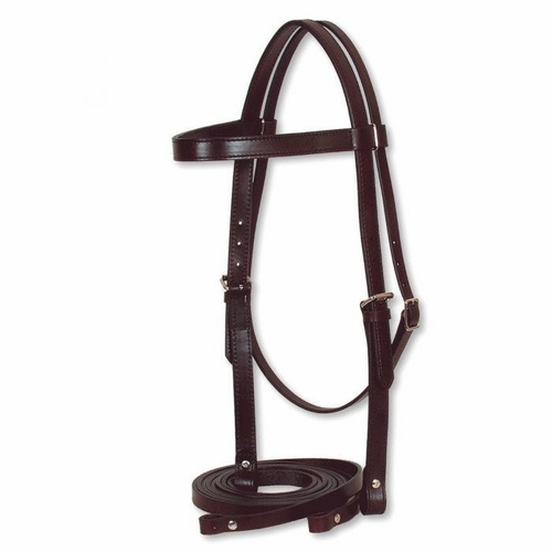 Classic Draft Browband Headstall & Reins