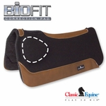 Classic Equine BioFit Correction Pad <br> <font color=blue> Tack Shack Best Seller </font color=blue>