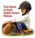 Click Here for our Saddle Returns Policy
