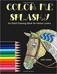 Color Me Splashy - Coloring Book