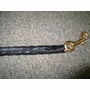 Covered Leather Shank