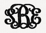 Entwined Monogram