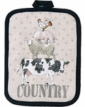 Farm Life Pot Holder